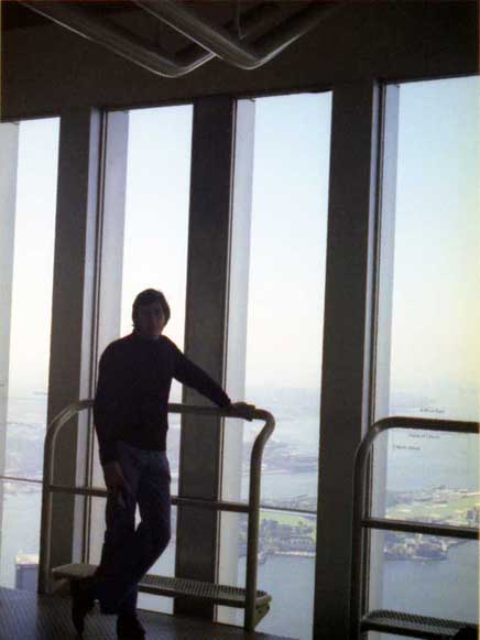MY_WTC #28 | Radioskip | Dad on top of WTC 1978