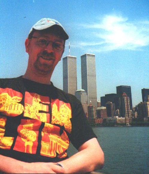 MY_WTC #128 | Rich at WTC | July 1999