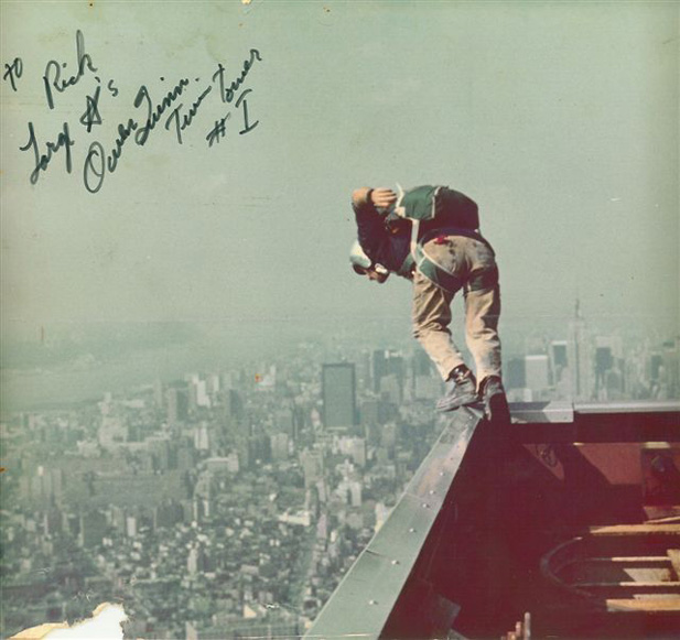 MY_WTC #138 | Mike 1975 | Owen Quinn´s Jump from WTC