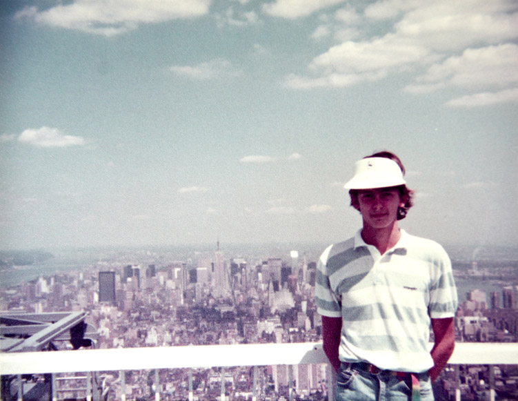 MY_WTC #267 | Piero 1982 | At the top!