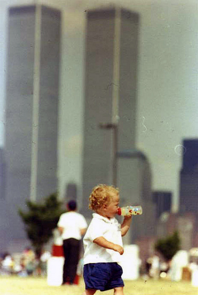 MY_WTC #568 | Darren 1992 | Liberty State Park