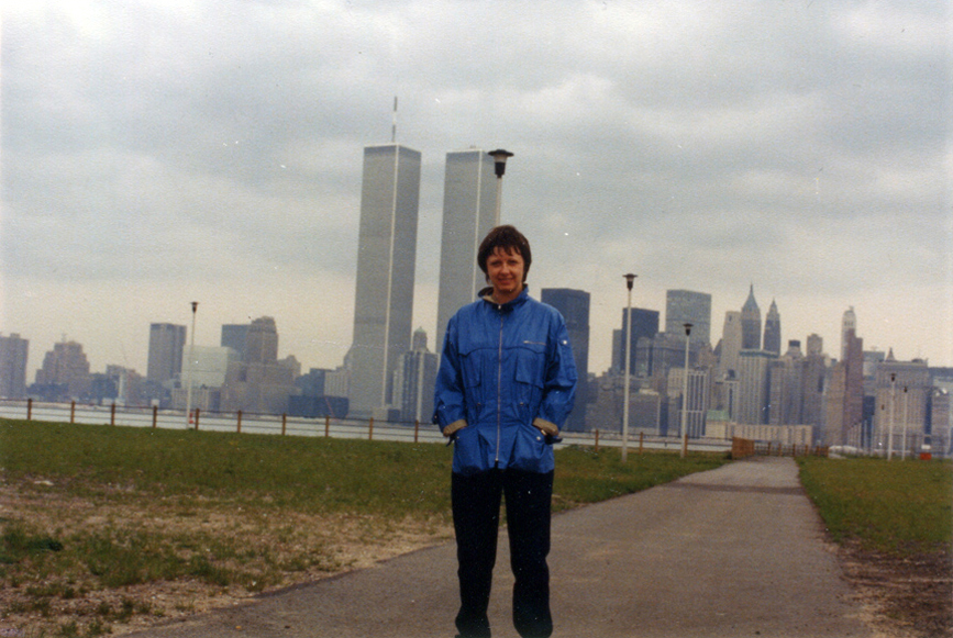 MY_WTC #610 | Peter 1983 | Liberty Island