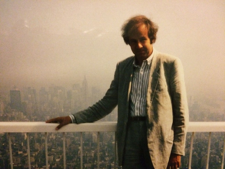 MY_WTC #644 | Gert 1990 | On Top of the World