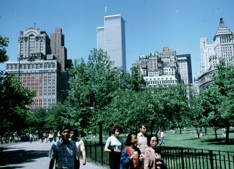 MY_WTC #661 | Lothar 1980 | Battery Park