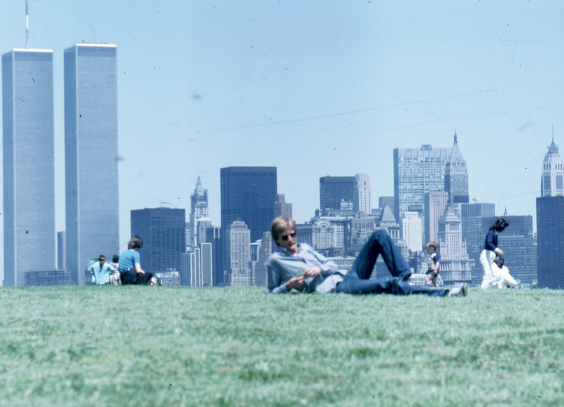 MY_WTC #662 | Lothar und Mike 1980 | Liberty Island