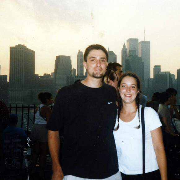 MY_WTC #667 | Tom 7/4/99 | Brooklyn Heights
